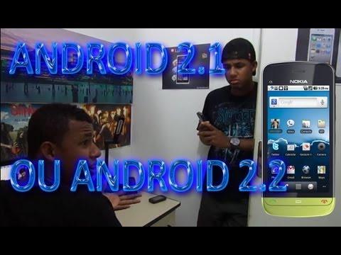 Android em um Nokia?