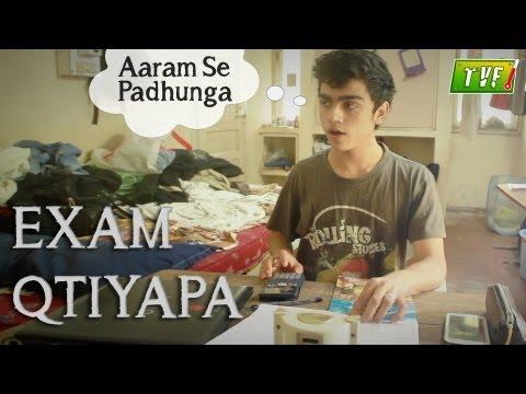 Aaram Se Padhunga : Exam Qtiyapa video