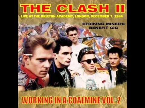 Clash - Dirty Punk