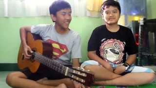 download lagu V - Acoustic Tinggal Kenangan Gaby Cover gratis