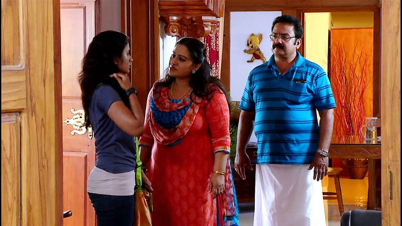 Ennu Swantham Koottukaari  | Episode 96 Part - 3 | Mazhavil Manorama
