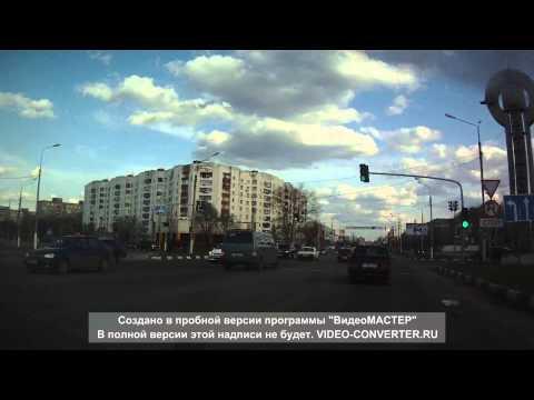 Авария г. Владимир 1 мая 2013