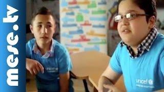 Gyerekjogok az Ének Iskolájában - UNICEF