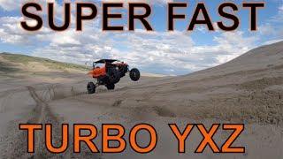 TURBO YXZ RUNS AWESOME!!
