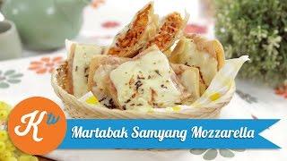 Resep Martabak Samyang Mozzarella | SAVIRA PRADIATI