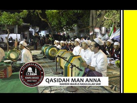QASIDAH MAN ANNA | TABLIGH AKBAR CABANG JATIKRAMAT Mp3