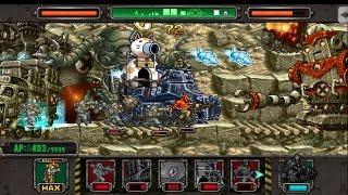 [HD]Metal slug defense. WIFI!  W. BAZOOKA (REBEL)  Deck!!! (1.39.0 ver)
