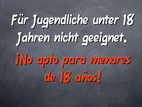 Palabrotas en alemán