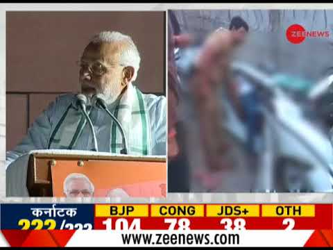 Prime Minister Modi expresses condolence over under-construction flyover collapse