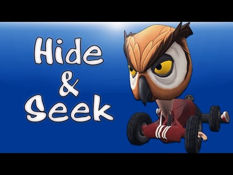 Gmod Ep. 45 Hide And Seek - Car Edition!!! (Garry's Mod Funny Moments)