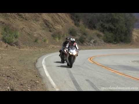Mulholland Motorcycle Riders 4-07-13
