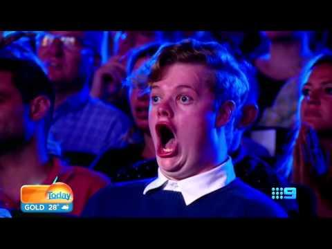 [Poetry] Australia's Got Talent 2016 promo