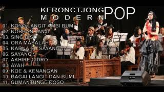 KERONCONG POP MODERN 2019 || NONSTOP TERGALAU