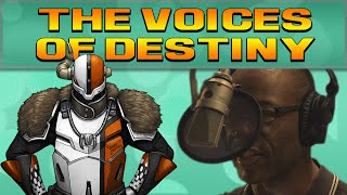 Destiny - Behind the Scenes! (The Sounds of Destiny)