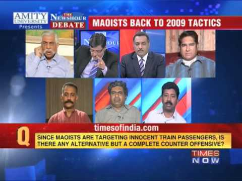 The Newshour Debate: Maoists back to 2009 tactics (Full Debate)