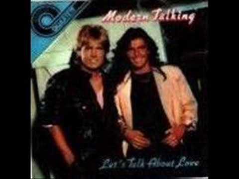 Modern Talking Album Modern Talking Let's Talk