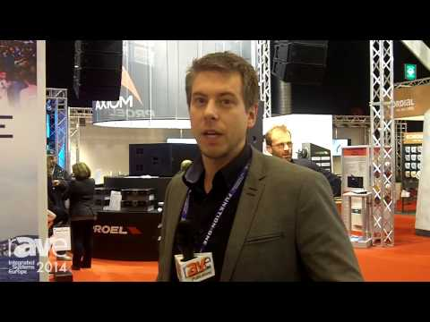 ISE 2014: Think! AV Talks About Its Distribution Services in The Netherlands