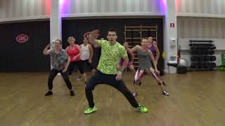 Zumba Don of Finland - Shape Of You