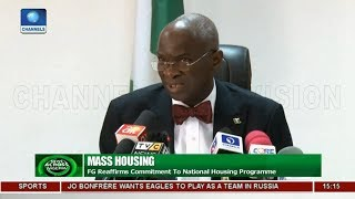 FG Reaffirms Commitment To National Programme | News Across Nigeria |