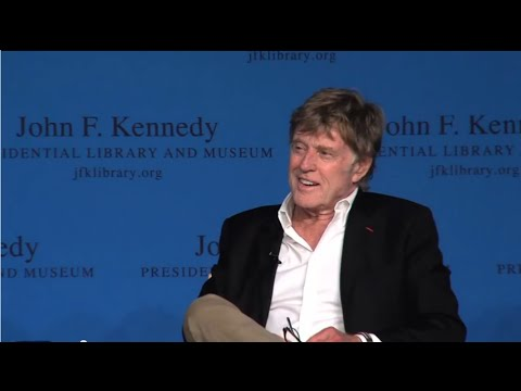 A Conversation with Robert Redford