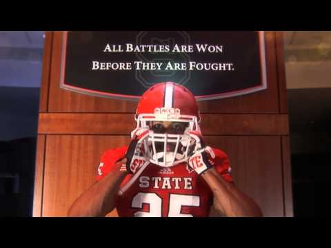 2013 NC State Football Season Ticket Commercial