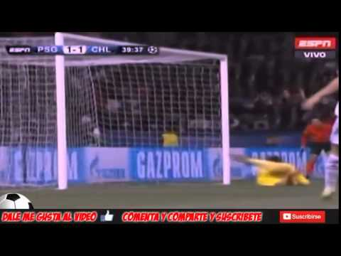 PSG 3-1 Chelsea ~ All goals & Highlights Champions League 02 04 2014