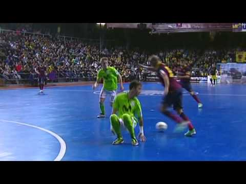 FC Barcelona Alusport 5 vs 3  Inter Movistar