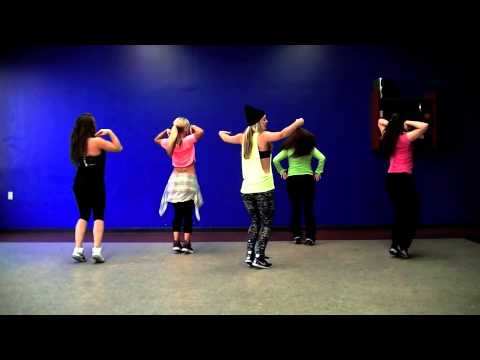 'sheila Ki Jawani' Bollywood Zumba video