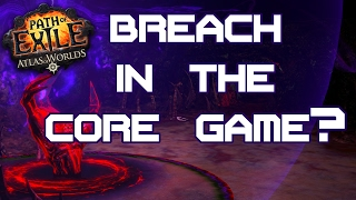 Should Breach be part of the main game? And how?