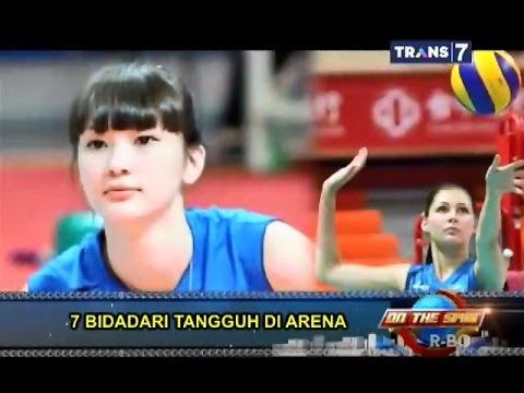 On The Spot - 7 Bidadari Tangguh Di Arena video