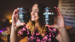 My Favourite Portrait Lenses