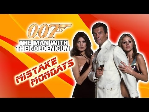 James Bond The Man with the Golden Gun (1974) Movie Mistakes