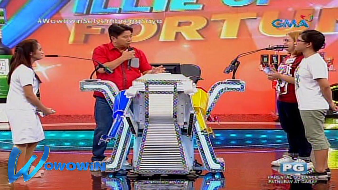 Wowowin: Willie Revillame, nagbigay ng pang-debut at pang-enroll