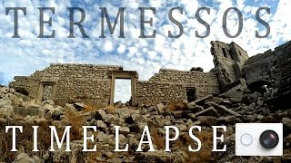 Termessos Ruins Time Lapse Compilation Via Xiaomi Yi Action Cam