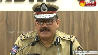 CP Anjani Kumar Press Meet On Ganesh Nimajjanam   Hyderabad