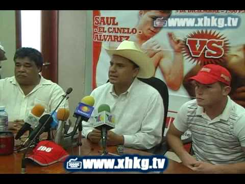 XHKG tv Tepic Nayarit ( CANELO )