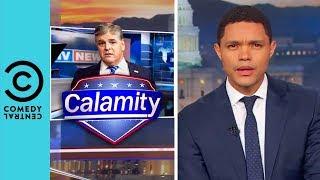 Fox News Presenters Roast Sean Hannity | The Daily Show With Trevor Noah
