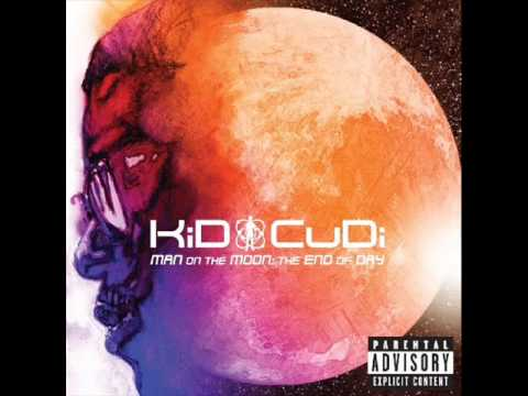 Kid Cudi Up, Up And Away video