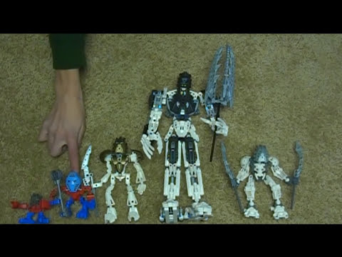 Bionicle Review: Bionicle Stars Takanuva