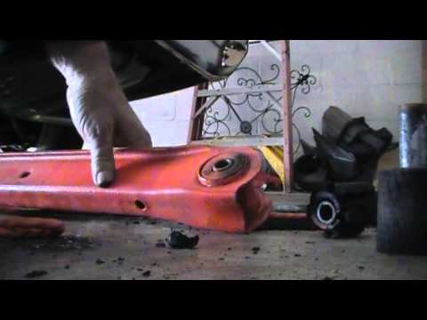 Control Arm Bushings Rear 1966 Chevelle