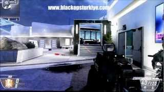 "Black Ops 2 Multiplayer * TÜRKÇE *  Gameplay ""Plaza"""