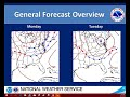 NWS Peachtree City Weekly Weather Briefing (June 21, 2018)