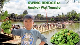 Siem Reap Angkor Tourism of Cambodia in Asia | Travel from Siem Reap Province to Phnom Penh city