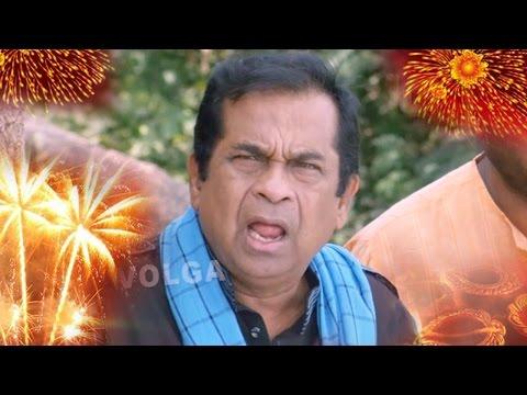 Diwali Blast Comedy Scenes Vol 3 - Back 2 Back Latest Telugu...