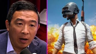 Andrew Yang On Videogames