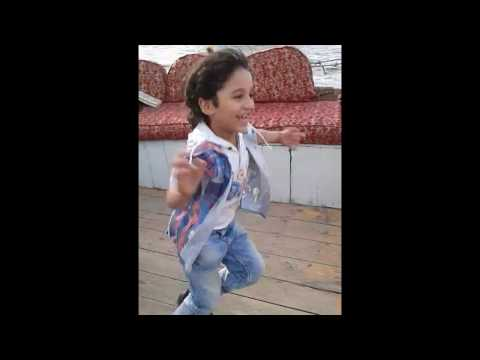 Egyptian children dancing madly@@ طفل مصري يرقص بجنون thumbnail