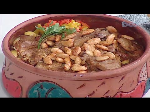 أرز القدره الفلسطنيه الشيف #غفران_كيالي من برنامج #هيك_نطبخ #فوود