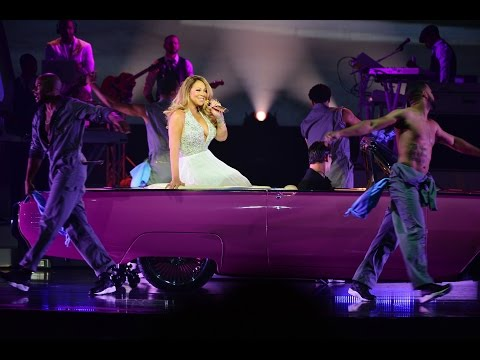 Mariah Carey Debuts New Show MARIAH #1 TO INFINITY