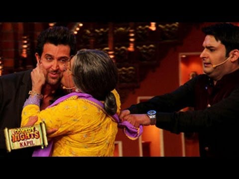 Hrithik Roshan on COMEDY NIGHTS WITH KAPIL 3rd November 2013 FULL EPISODE