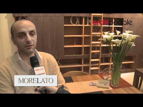 MORELATO - I saloni 2011 - Archiportale